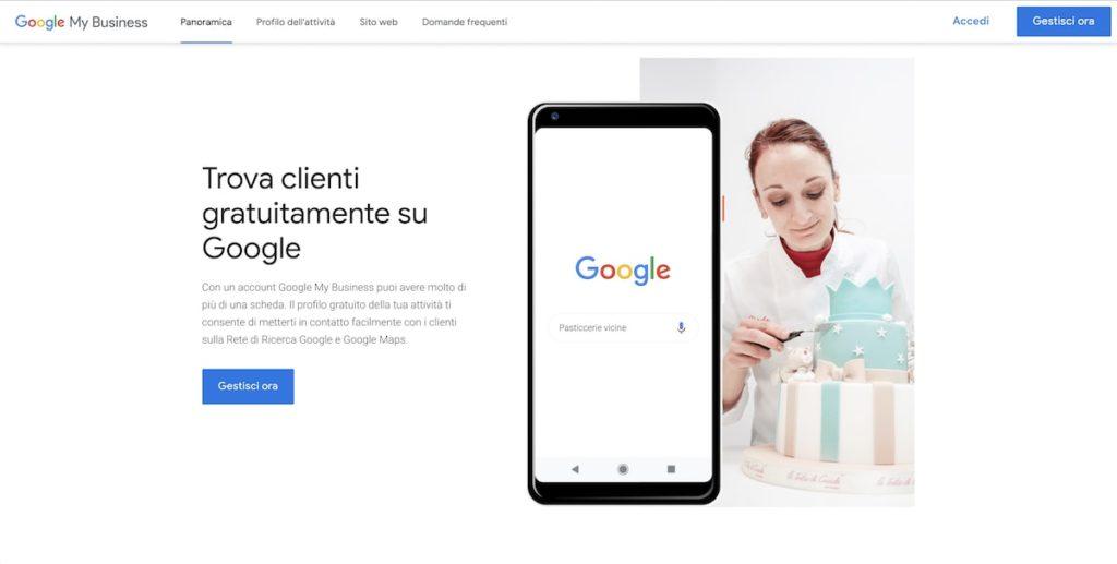Come rivendicare Google My Business