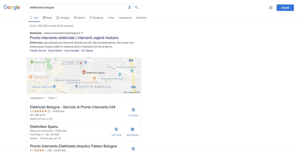 Come gestire Google My Business