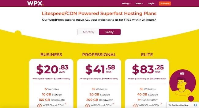 wpx-costi