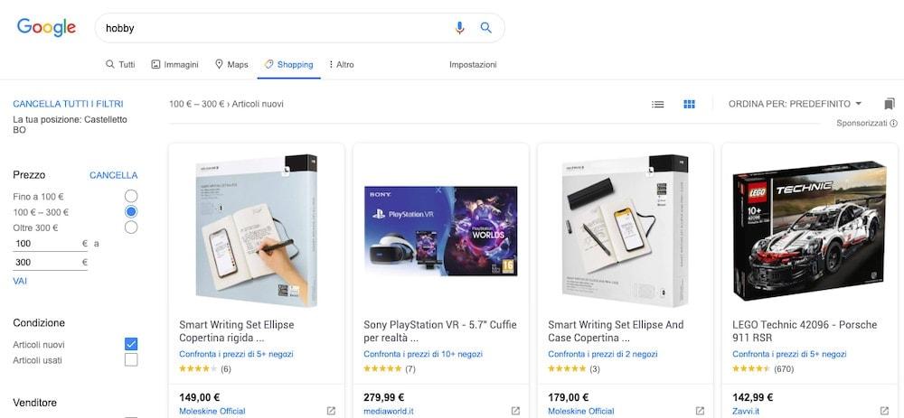 Google Shopping gratis: al via negli Stati Uniti! - Officina del Pixel